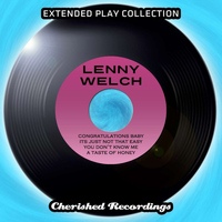 Lenny Welch - The Extended Play Collection, Vol. 149