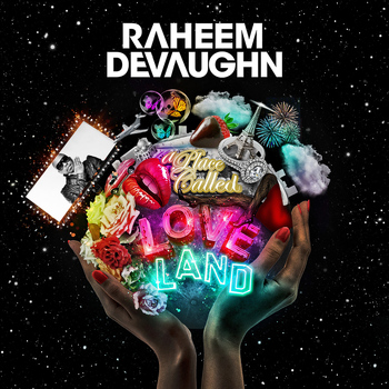 Raheem Devaughn - A Place Called Love Land