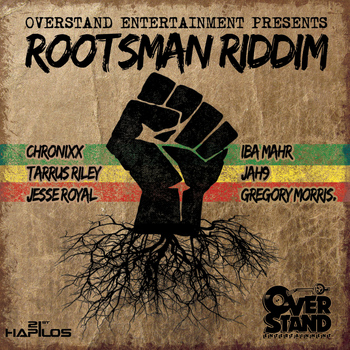 Various Artists - Rootsman Riddim