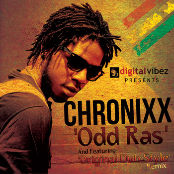 "Chronixx - Chronixx""Odd Ras"" Single"