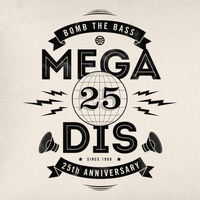 Bomb The Bass - Mega Dis EP