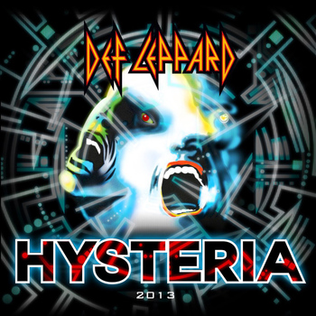 Def Leppard - Hysteria 2013 (Re-Recorded Version) - Single