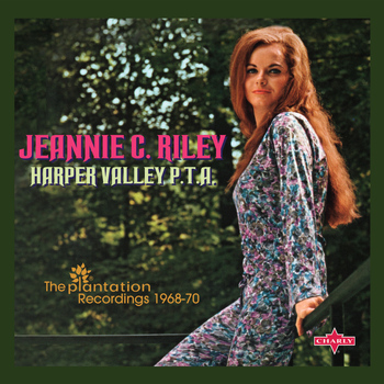 Jeannie C. Riley - Harper Valley P.T.A. (The Plantation Recordings 1968-70)