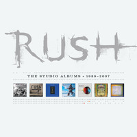 Rush - The Studio Albums 1989-2007