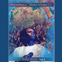 Baaba Maal - International riche Afrique, vol. 2