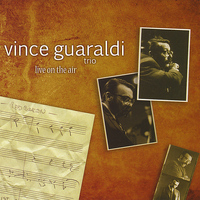 Vince Guaraldi Trio - Live On the Air