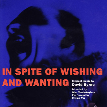 David Byrne - In Spite Of Wishing And Wanting