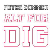 Peter Sommer - Alt For Dig