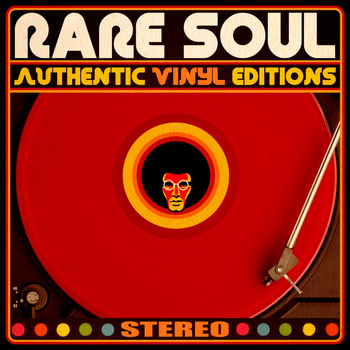 Various Artists - Rare Soul Authentic Vinyl Editions