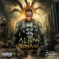 Koopsta Knicca - Aliens vs Humans (The Mixtape) (Explicit)