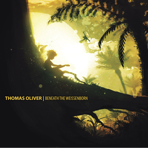 Thomas Oliver MP3 Album Beneath The Weissenborn