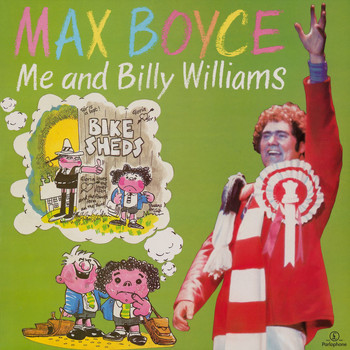 Max Boyce - Me and Billy Williams
