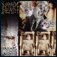 Napalm Death - Enemy of the Music Business + Leaders Not Followers