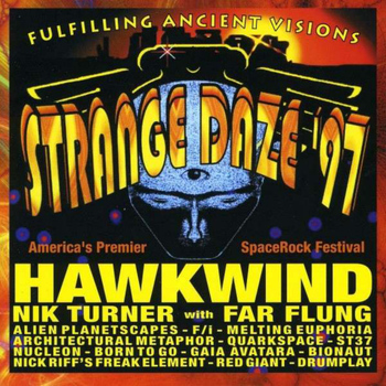 Various Artists - Strange Daze '97 (Live)