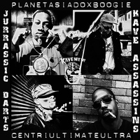 Planet Asia - Kave Assassins (Jurassic Darts) [feat. Planet Asia, Dox Boogie, Ultimate Ultra & Centri]