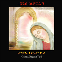 Origen - Ave Maria (Original Backing Track)