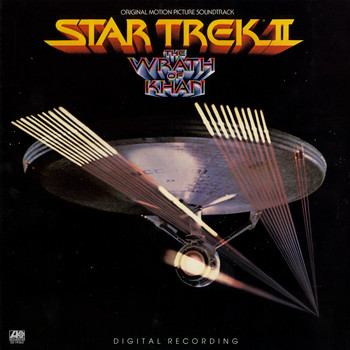 James Horner - Star Trek II: The Wrath of Khan Original Motion Picture Soundtrack