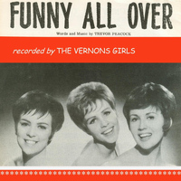 The Vernons Girls - Funny All Over