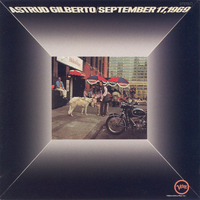 Astrud Gilberto - September 17, 1969