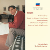London Symphony Orchestra - Tippett: Fanfare For Brass; Suite For The Birthday Of Prince Charles; Fantasia Concertante