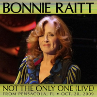 Bonnie Raitt - Not the Only One (Live from Pensacola, Fl Oct. 20, 2009)