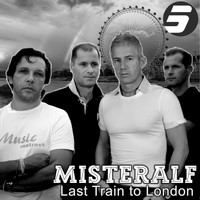 Misteralf - Last Train to London