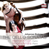 Harriet Krijgh - Brahms: The Cello Sonatas