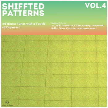 Various Artists - Shiffted Patterns, Vol. 4 - 20 House Tunes With…