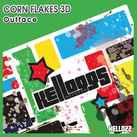 Corn Flakes 3D - Outface