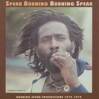 Burning Spear - Spear Burning Burning Spear V