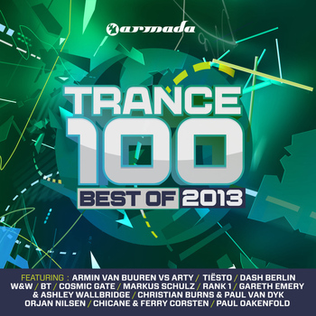 Various Artists - Trance 100 - Best Of 2013