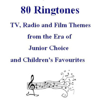 Sidney Torch - 80 Ringtones - TV, Radio and Film Themes from the Era of Junior Choice and Children's Favourites