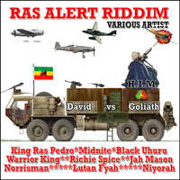 Warrior King - Ras Alert Riddim