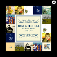 Joni Mitchell - The Studio Albums [1968-1979] (Explicit)