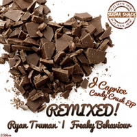 J Caprice - The Candy Crush Remixes