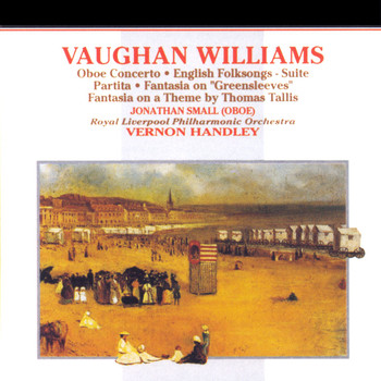 Vernon Handley/Jonathan Small/Royal Liverpool Philharmonic Orchestra - Vaughan Williams - Orchestral Works