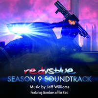 Jeff Williams - Red vs. Blue Season 9 Soundtrack