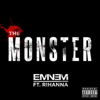 Eminem - The Monster (Explicit)