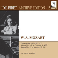 Idil Biret - Mozart: Keyboard Works (Biret Archive Edition, Vol. 15)