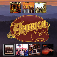 America - The Complete WB Collection 1971 - 1977