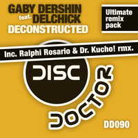 Gaby Dershin feat. Delchick - Deconstructed