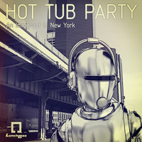 Hot Tub Party - An Immigrant in New York