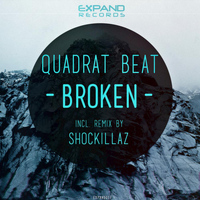 Quadrat Beat - Broken / Broken (Shockillaz Remix)
