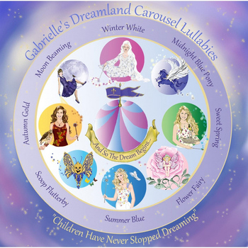 Gabrielle - Gabrielle's Dreamland Carousel Adventures and Lullabies