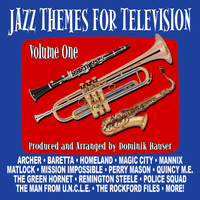 Dominik Hauser - Jazz Themes for Television - Volume One