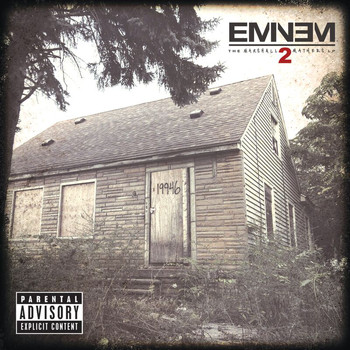 Eminem - The Marshall Mathers LP2 (Deluxe [Explicit])