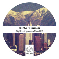 Bunte Bummler - Fight Livingrooms Mood EP