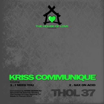 Kriss Communique - I Need You