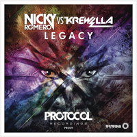 Nicky Romero vs. Krewella - Legacy (Remixes)