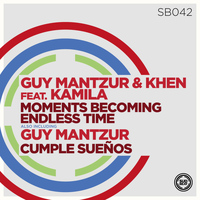 Guy Mantzur - Moments Becoming Endless Time